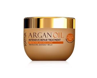 Mascarilla de aceite de argán