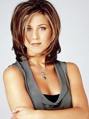 Corte de pelo de Rachel