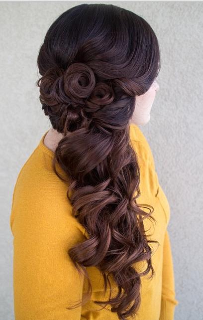 ideas para peinados fciles - Peinados Fciles