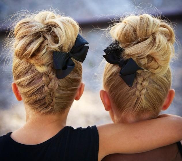 Ideas peinados niñas