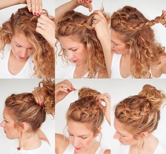 Inspiración Ideas para peinados sencillos