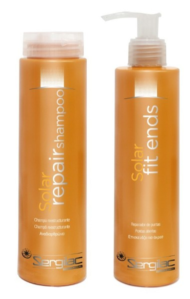 Productos para proteger el pelo del sol