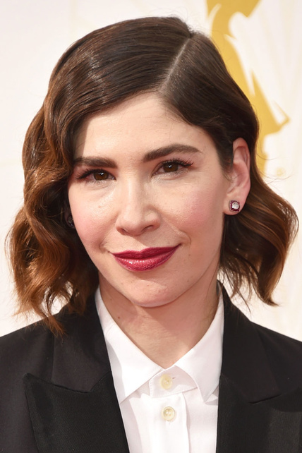 Carrie Brownstein Ondas marcadas