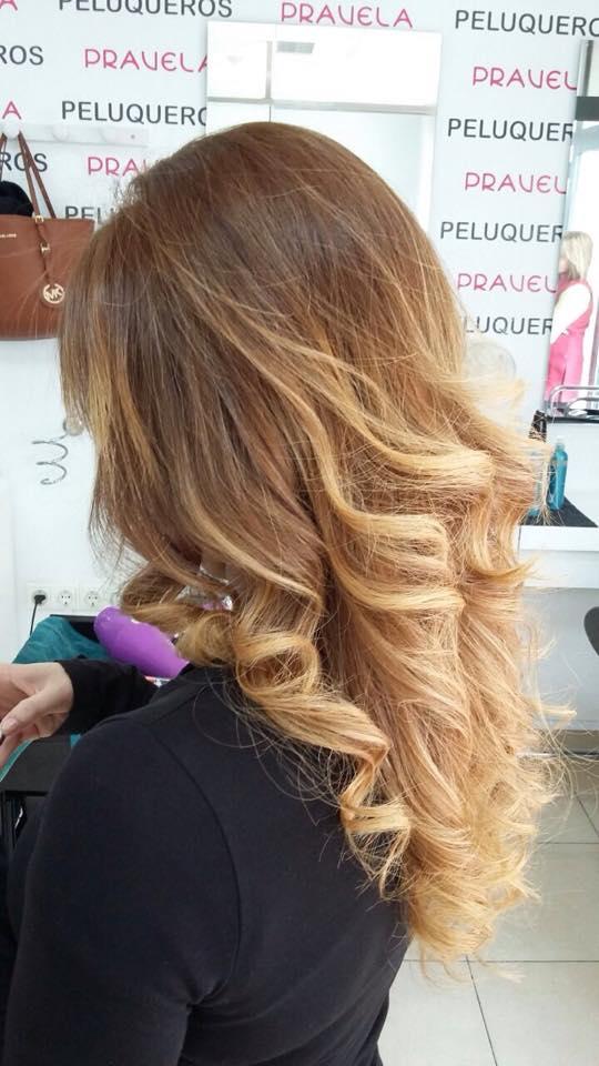 Hair Contouring Tendencia Belleza