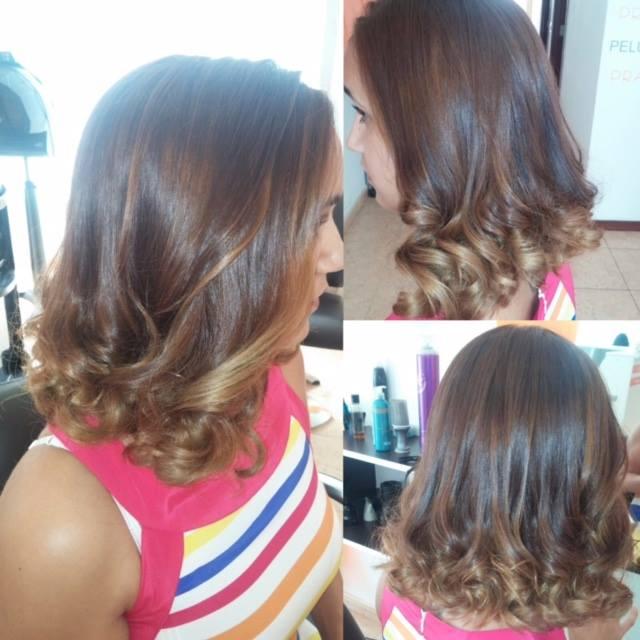 #HairContouring