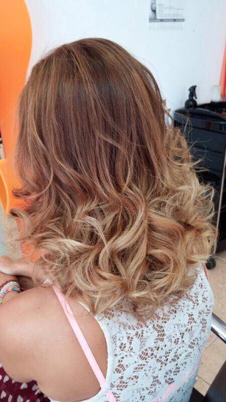 Mechas cambio de look