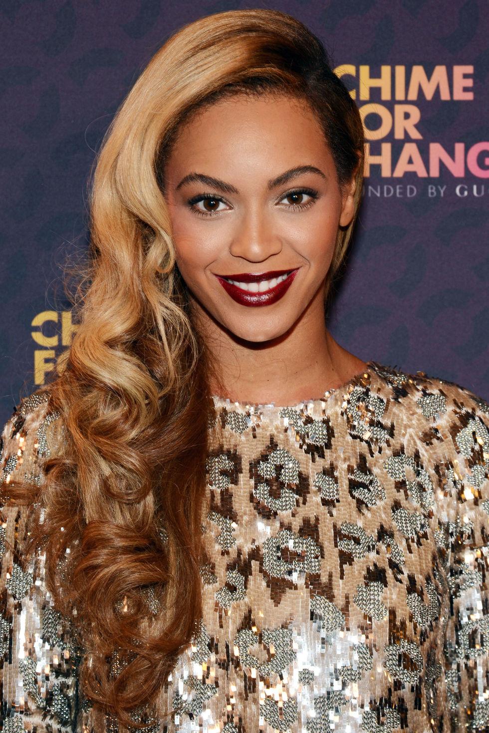 Beyoncé Pelucas_peinados con postizos