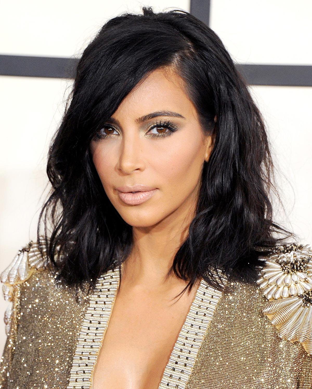 Cada cuánto hay que lavarse el pelo_Kim Kardashian
