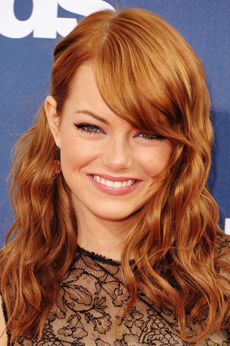 Strawberry Blonde Hair Colors 48