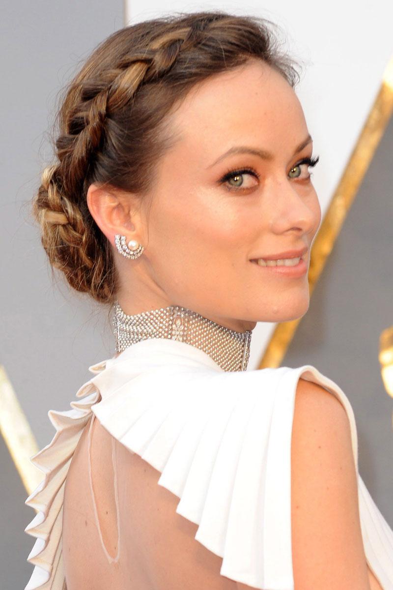 Peinados de los Oscar 2016