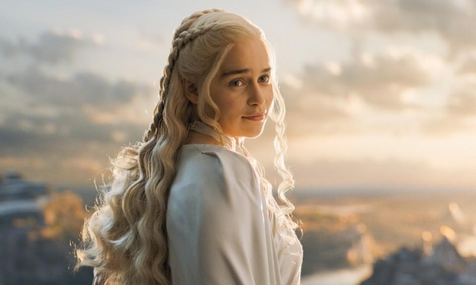 Khaleesi Peinados Juego de Tronos
