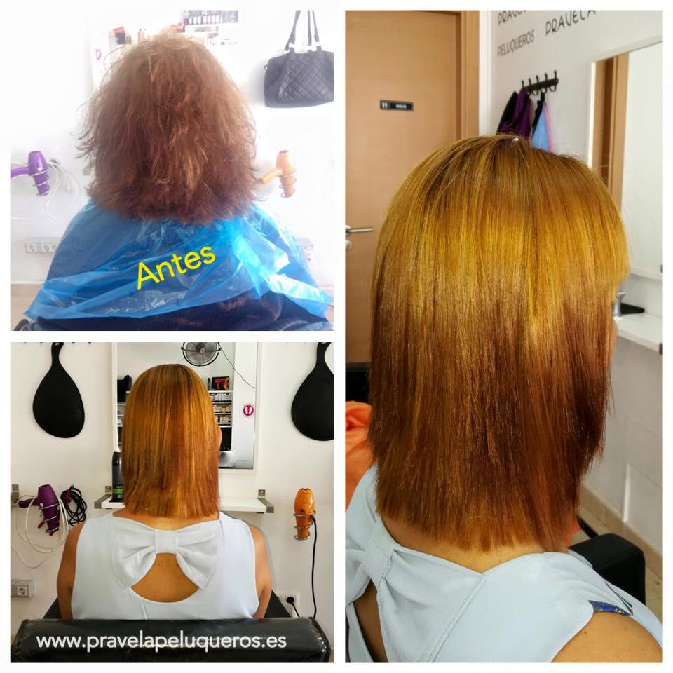 recuperar el pelo después del verano