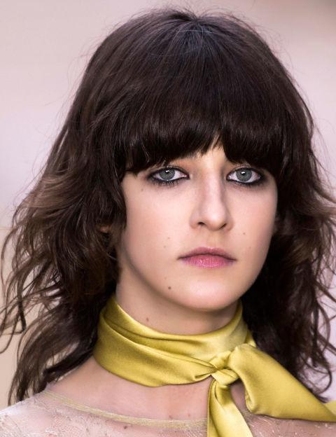 Swag grunge cortes de pelo para otoño