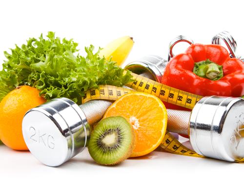 Ejercicio y dieta sana