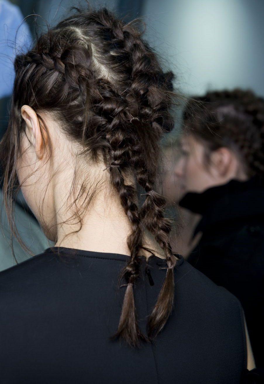 Peinados para cabello encrespado
