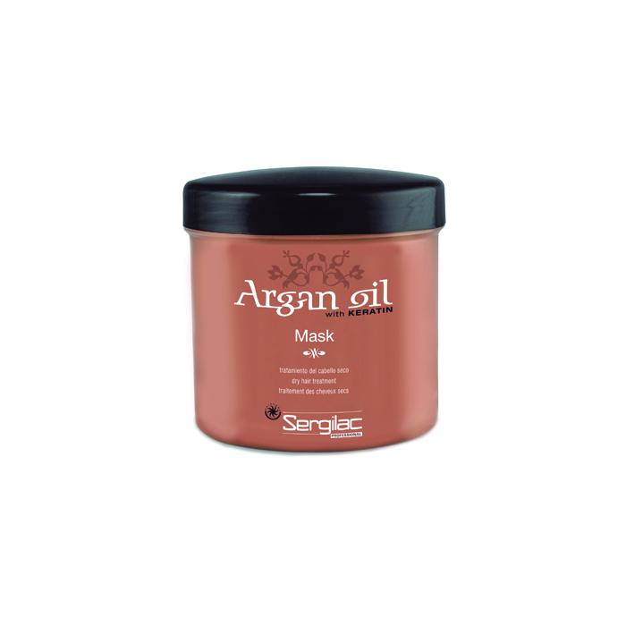 Aceite de argán para el cabello