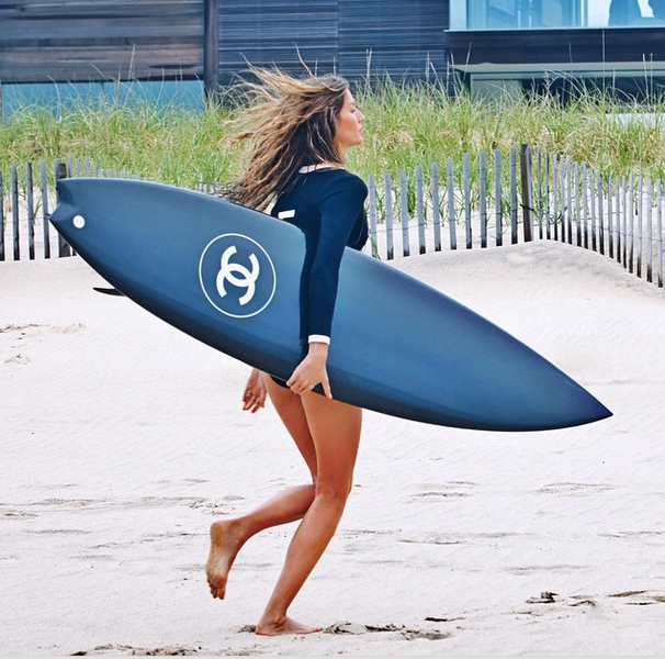 Cómo hacer ondas surferas