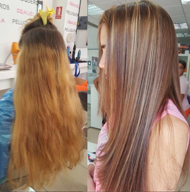 Cómo cuidar el pelo largo