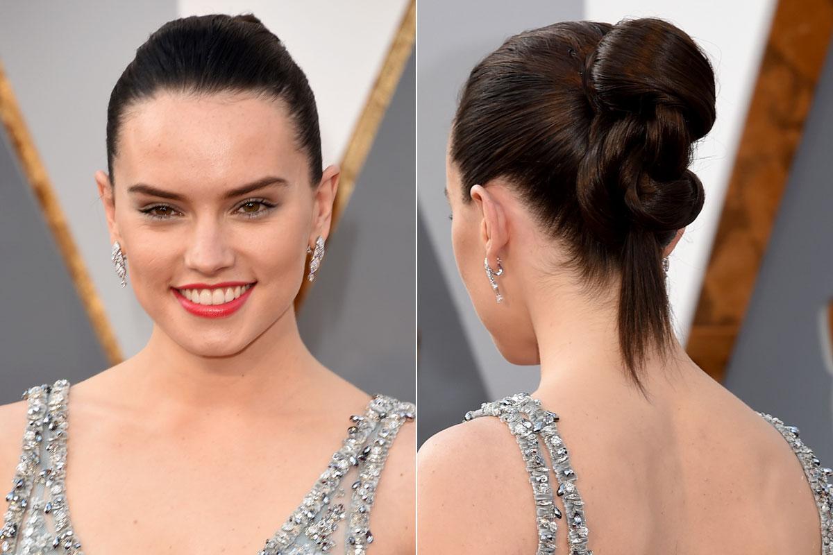 Peinados Oscar 2016