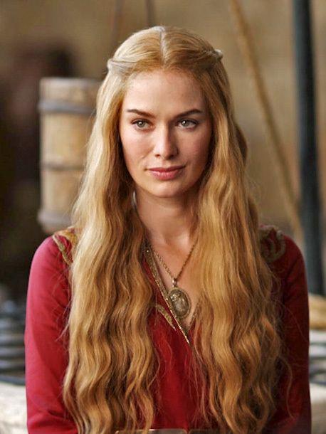 Peinados Juego de Tronos Cersei Lannister