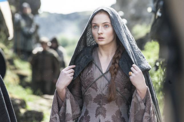 Peinados Juego de Tronos Sansa