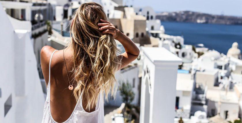 Peinados veraniegos