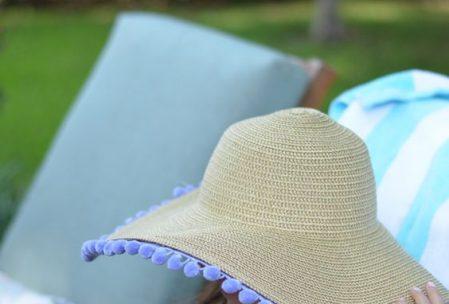 Sombreros veraniegos