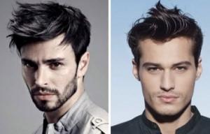 Peinados para chicos