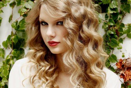 Los rizos de Taylor Swift