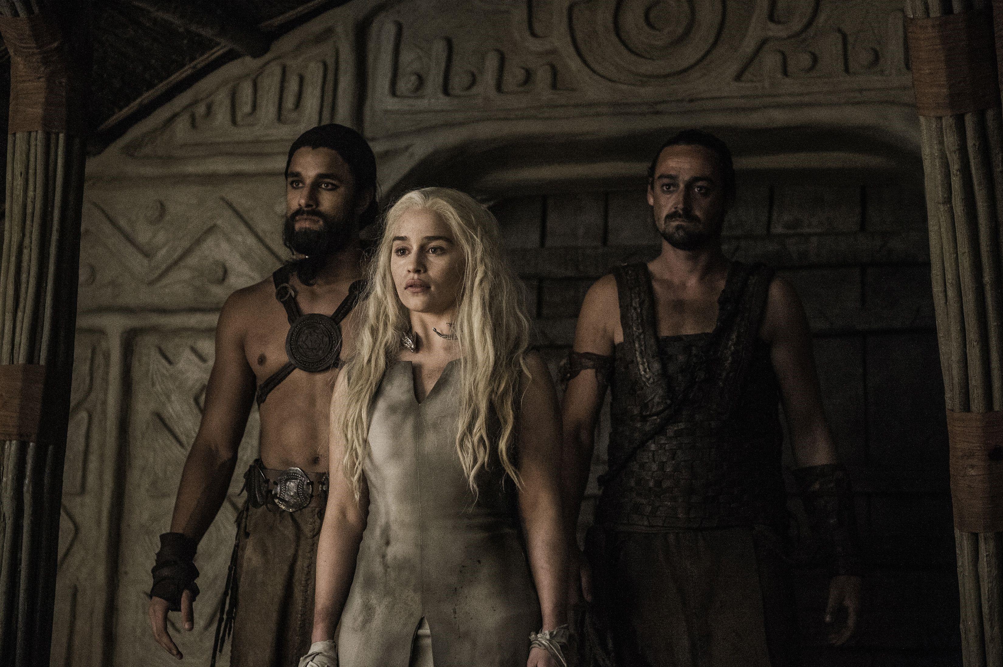Los estilismos de Daenerys