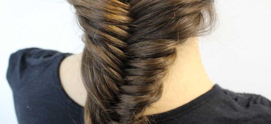 Peinado con trenzas