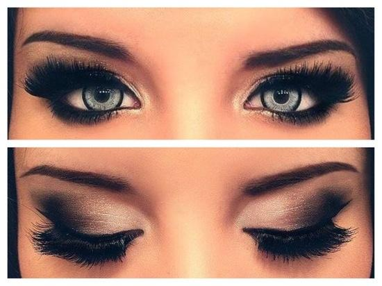 Smokey eyes para la ultima noche del año | Pravela Shop Blog