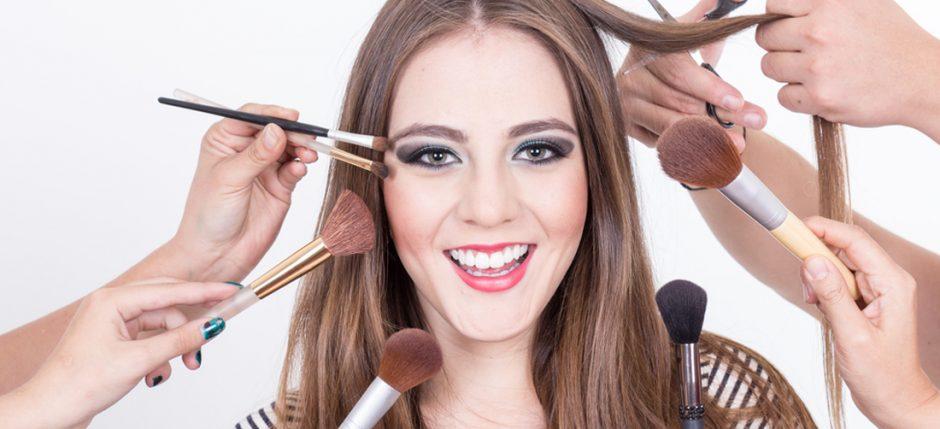 ideas de peinados y maquillajes