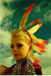 Peinados de Carnaval