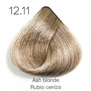 Tinte de pelo Sergilac con Keratina y Argan 12.11 Rubio super aclarante ceniza 120ml