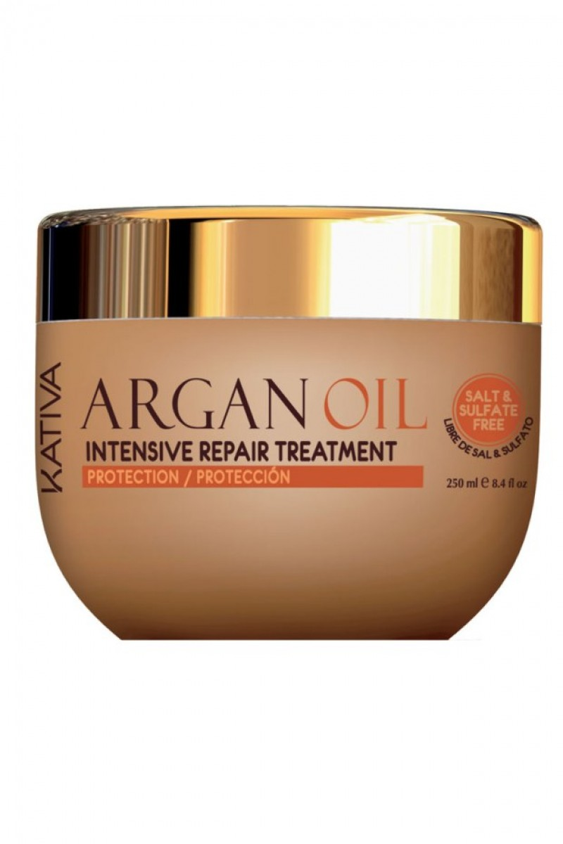 Mascarilla Kativa Repair Intensive Argan Oil 250ml