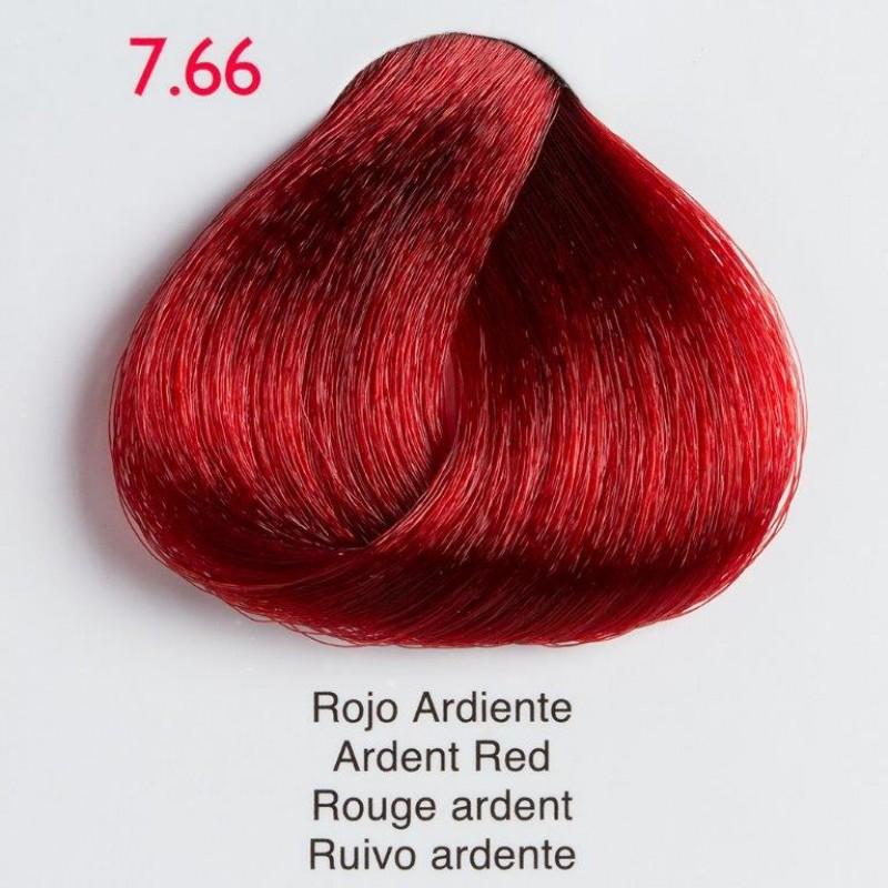 profesional aplicación de citas cabello rojo
