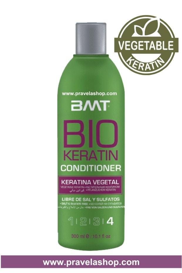 Balsamo Conditioner BMT BIO KERATIN 300ml