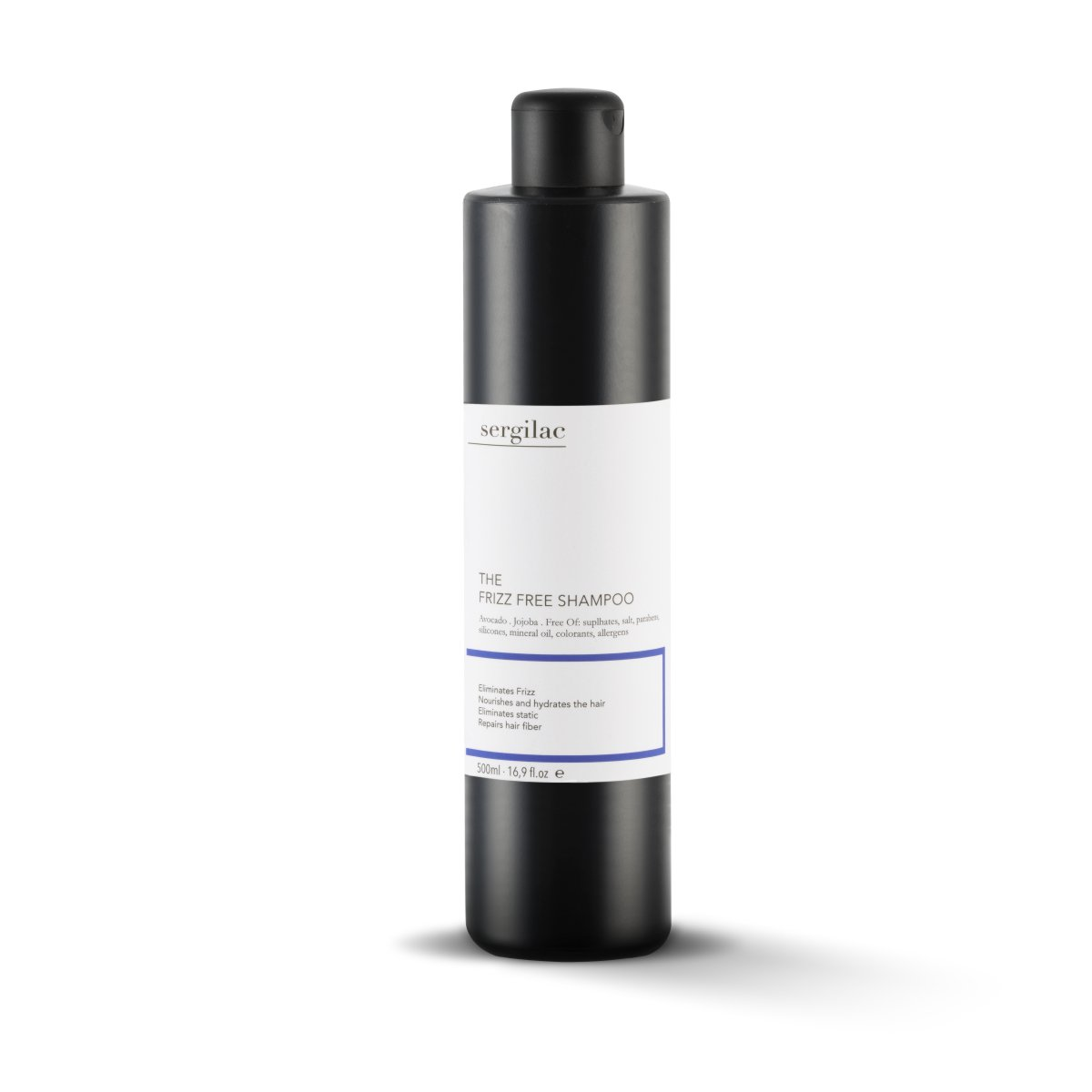 The Frizz Free Shampoo - Sergilac 500ml