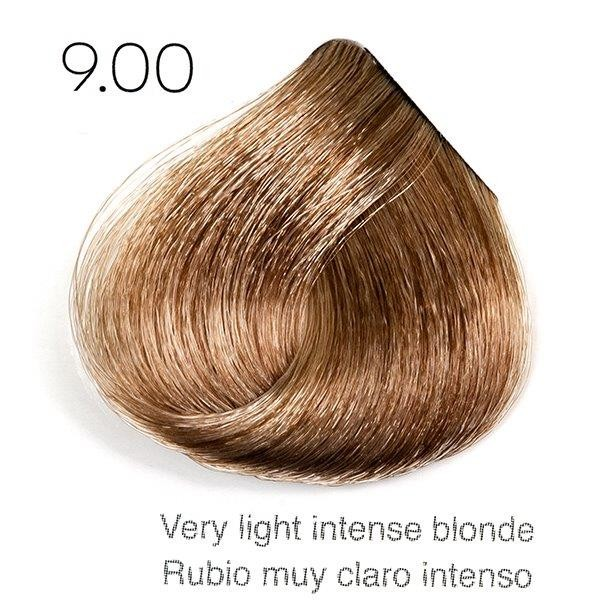 Tinte de pelo Sergilac con Keratina y Argan 9.00 Rubio muy claro natural intenso 120ml