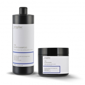 Lote Sergilac - The Silver Shampoo + Mask