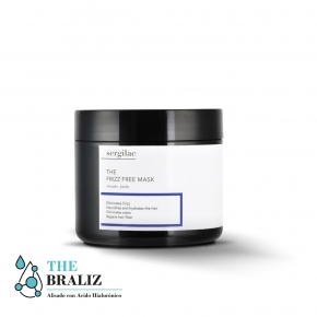 The Frizz Free Mask - Sergilac 500ml