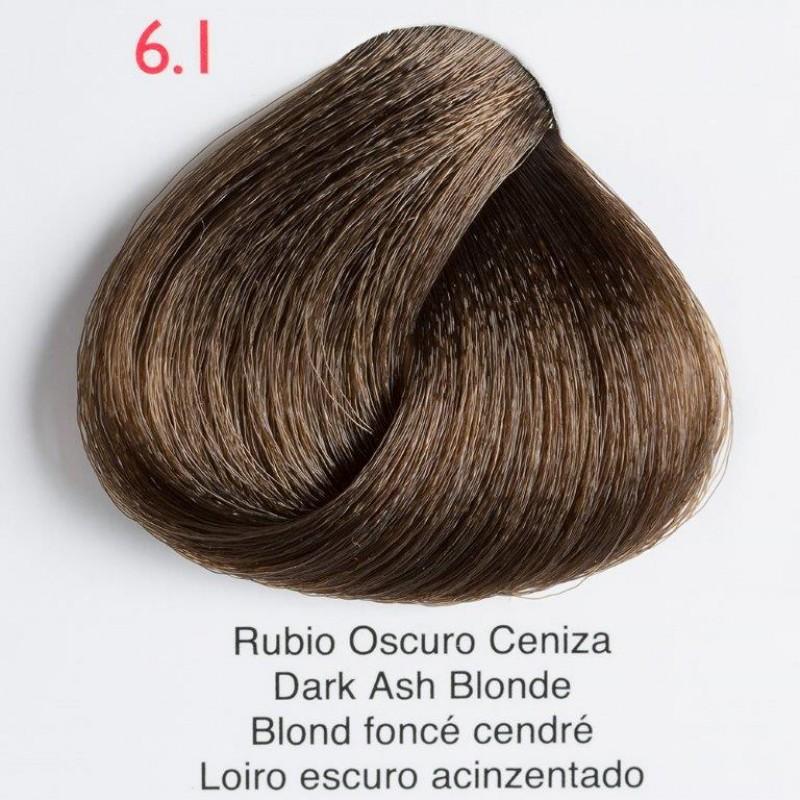 Tinte de pelo Shining Chroma 6.1 Rubio Oscuro Ceniza