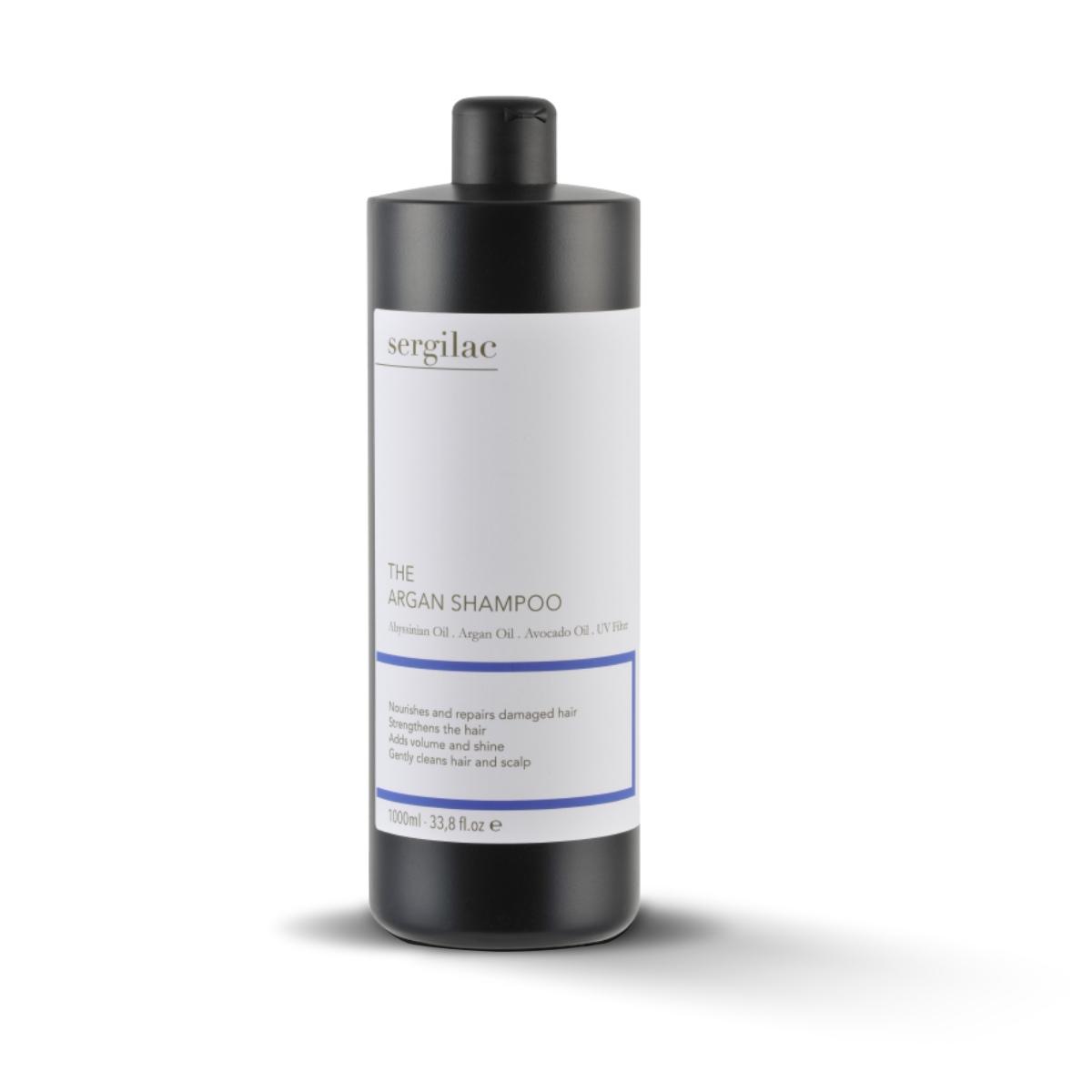 The Argan Shampoo - Sergilac 1 Litro
