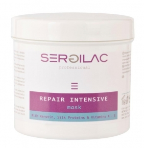 Mascarilla Repair Keratin Sergilac 500ml