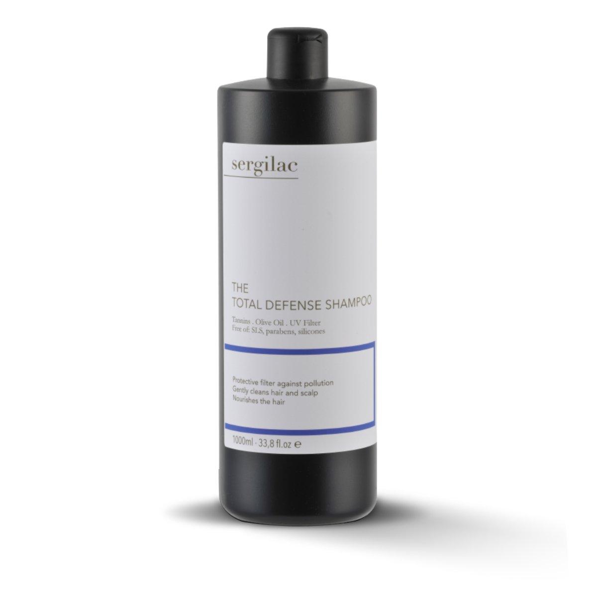 The Total Defense Shampoo - Sergilac 1 Litro