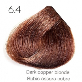 Tinte de pelo Sergilac con Keratina y Argan 6.4 Rubio oscuro cobre 120ml