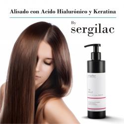 Alisado Acido Hialuronico y Keratina