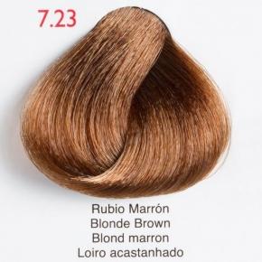 Tinte de pelo Shining Chroma 7.23 Rubio Marron