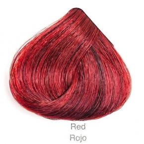 Tinte de pelo Sergilac con Keratina y Argan Red-Rojo 120ml